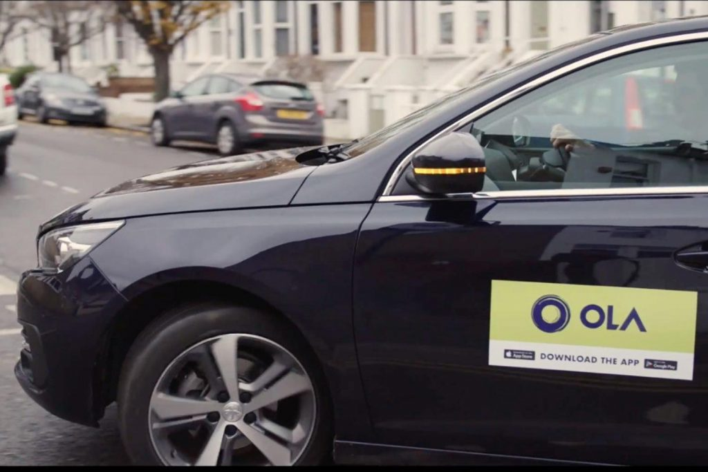 "TFL Finds Ola ""Unfit"" for service to hold License in London 1"