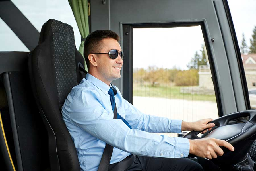 Coach Driver  and Coach Hire Prices in the UK