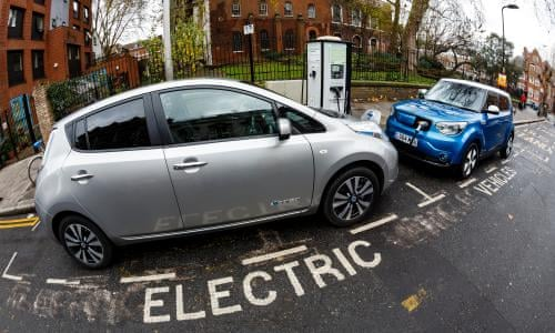 Manufacturing electric vehicles can emit 63 percent more CO2 than petrol and diesel models- Study 1