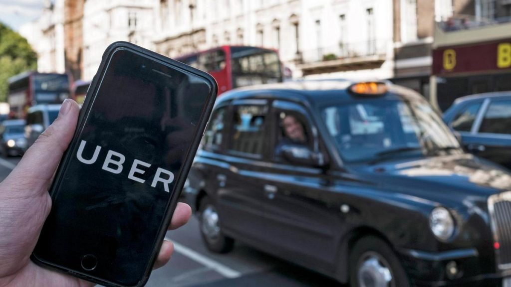 Uber is stepping in to offer subsidized rides in the UK during the Vaccination period 1