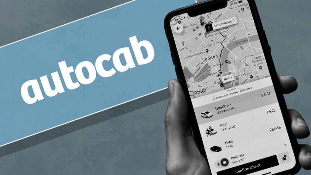Uber's Acquisition of UK taxi tech firm gets nod from Regulator 1