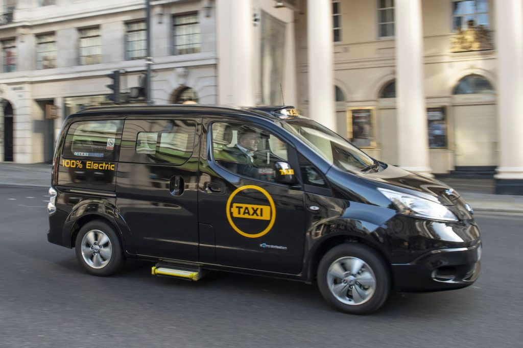 Dynamo, UKs Electric Taxi Firm has some promising growth plans 1